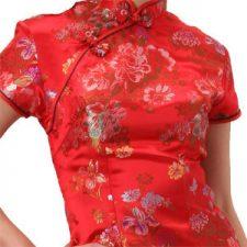 チャイナ服のアジアンエステ