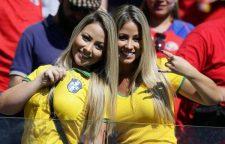 ブラジル美女サポーター4