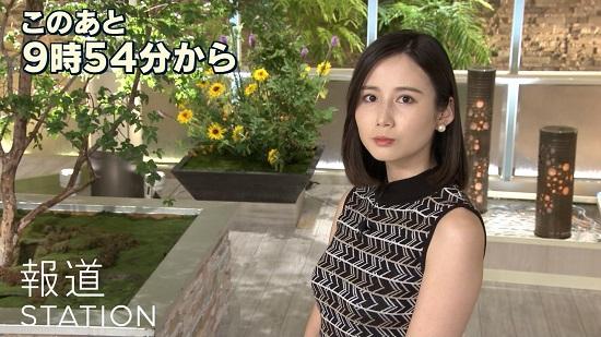 テレビ朝日 森川夕貴さん